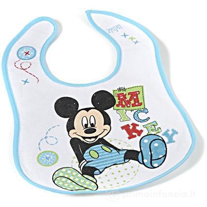 Bavaglino in cotone Disney Mickey