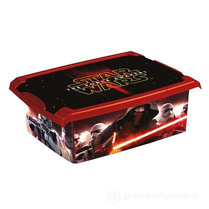 Box porta giocattoli Star Wars 10 l