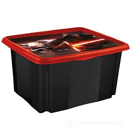 Box porta giocattoli Star Wars 45 l