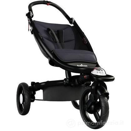 Passeggino Babyzen con telaio nero