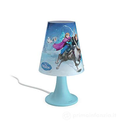 Lampada da tavolo Frozen