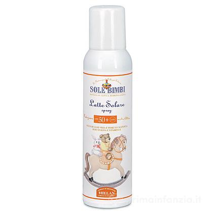 Latte solare spray SPF 50+