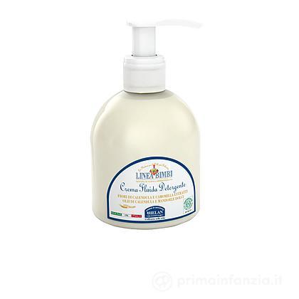 Crema fluida detergente
