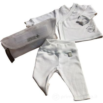 Pantaloncino con maglia incrociata Twin Set