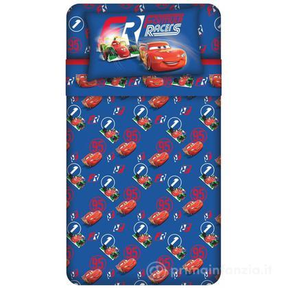 Completo letto Cars Race