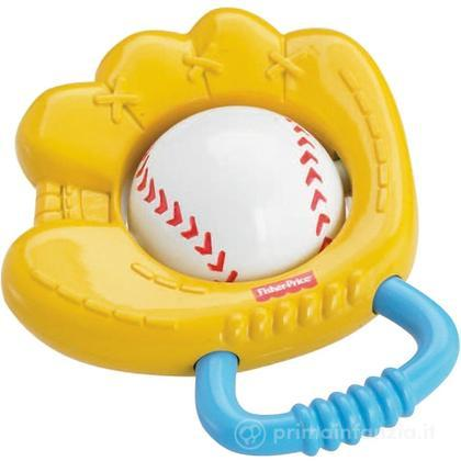 Sonaglio Baseball Glove Rattle