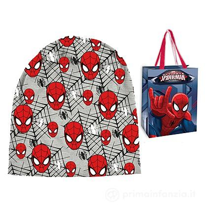 Cappello in jersey Spider Man