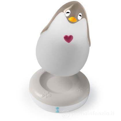 Lampada Lumilove musical pinguino