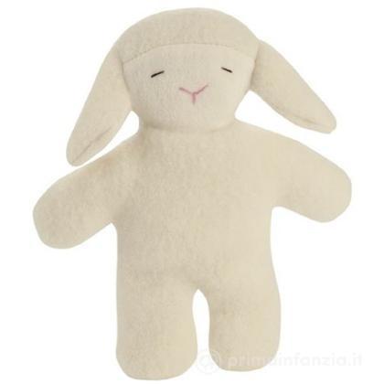 Peluche agnello di lana