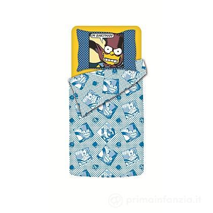 Completo letto Simpson Bartman