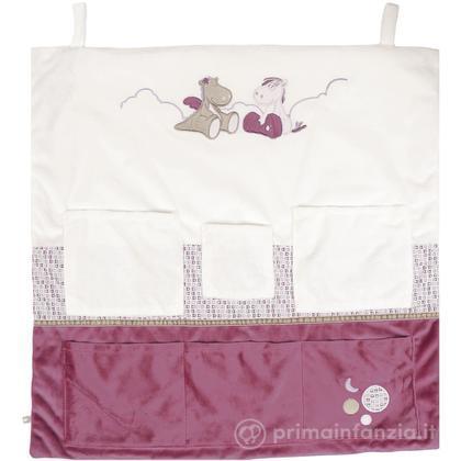 Tasca portaoggetti per lettino Victoria & Lucie
