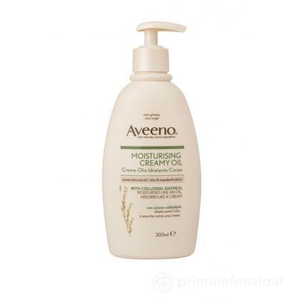 Crema-olio idratante corpo 300 ml