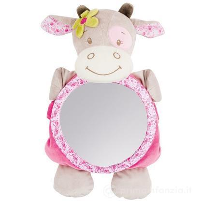 Specchio poggiatesta per auto