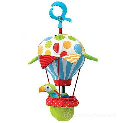 Gioco passeggino Balloon & Parrot Rattle