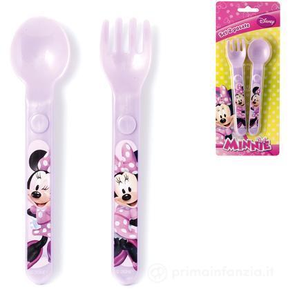 Set 2 posate Disney Minnie