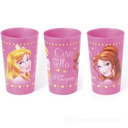 Bicchiere Disney Principesse