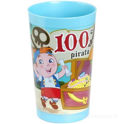 Bicchiere Jake il Pirata