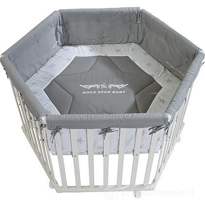 Box esagonale Rock Star Baby