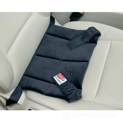 Cuscino con guide per cintura di sicurezza