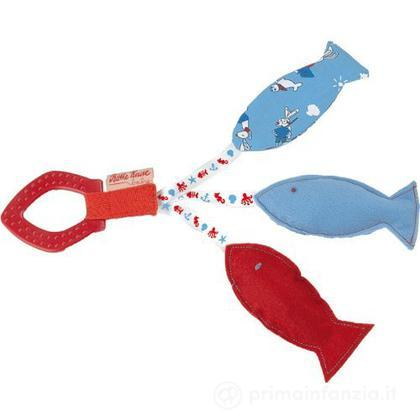 Massaggiagengive tre pesci