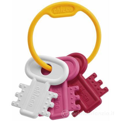 Gioco trillino chiavi colorate