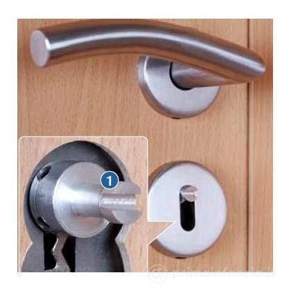 Protezione per serratura