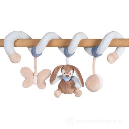 Spirale gioco coniglio