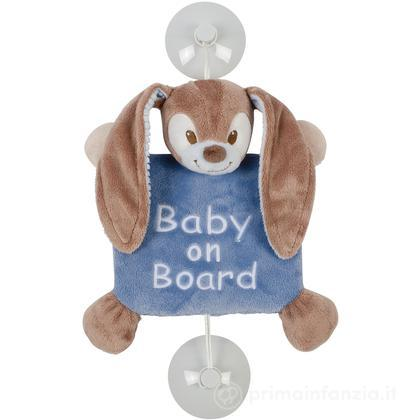 Baby on Board coniglio