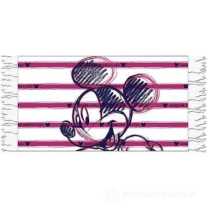 Pareo-Telo mare Mickey