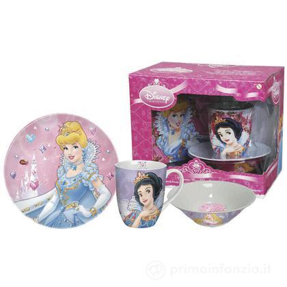 Set colazione Disney Principesse 3 pz.