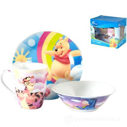 Set colazione Disney Winnie 3 pz.