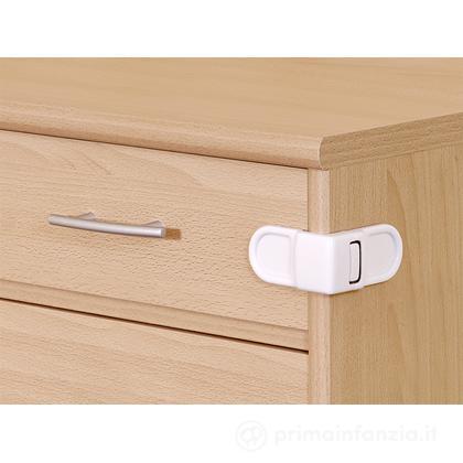 Chiusura adesiva armadietti e cassetti 1pz