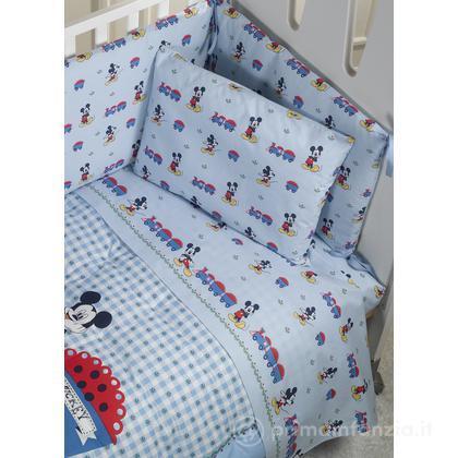 Completo lenzuola Disney Baby Mickey Folk