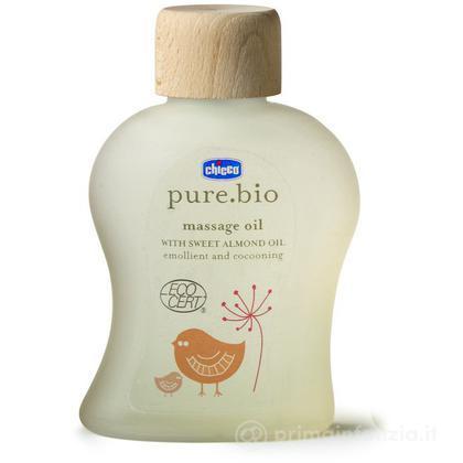 Olio massaggio Pure.bio