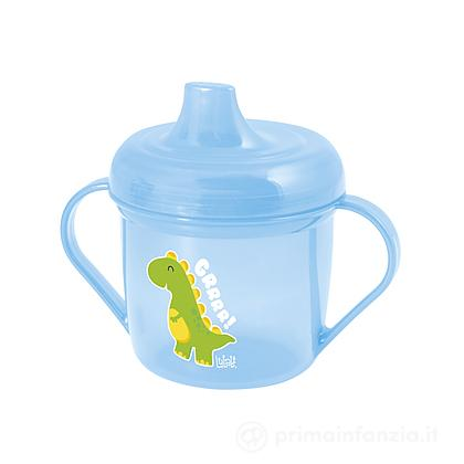 Tazza secondi sorsi Dinosauro in PP 200 ml