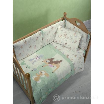 Trapunta con paracolpi Disney Baby Bambi