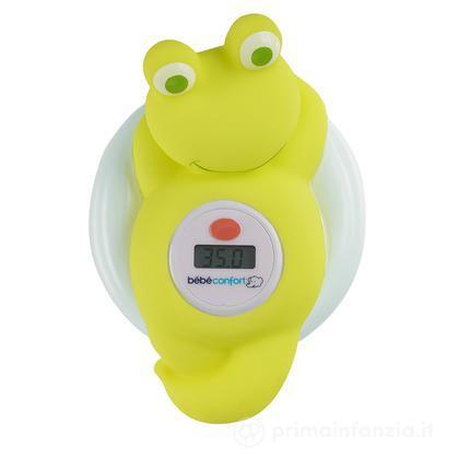Termometro da bagno elettronico rana