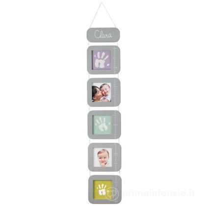 Cornice - Metro Height Print Chart