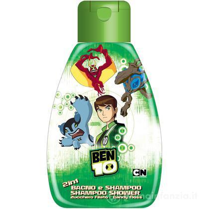 2 in 1 Bagnoschiuma & Shampoo Ben10