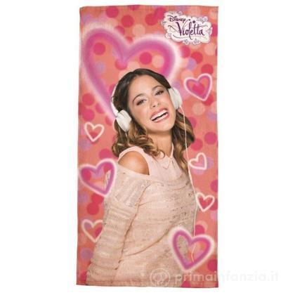 Telo in spugna Disney Violetta