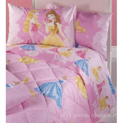 Completo lenzuola Disney Principesse