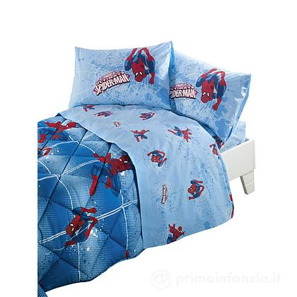 Completo lenzuola Spider Man Power