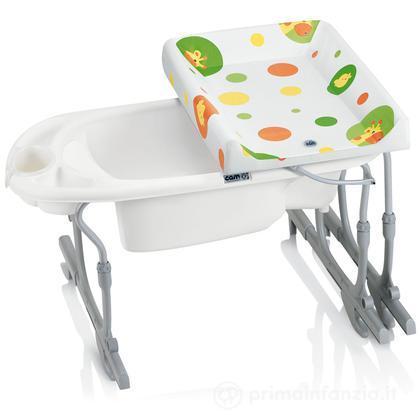Fasciatoio idro baby estraibile cam - Fasciatoio da bagno ...