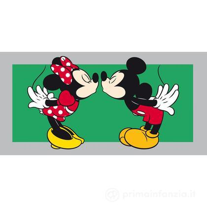 Telo mare Mickey e Minnie Love