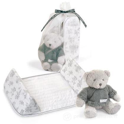 Cuscino con appoggio orsetto