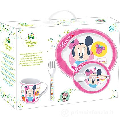 Set pappa 5pz Minnie Baby