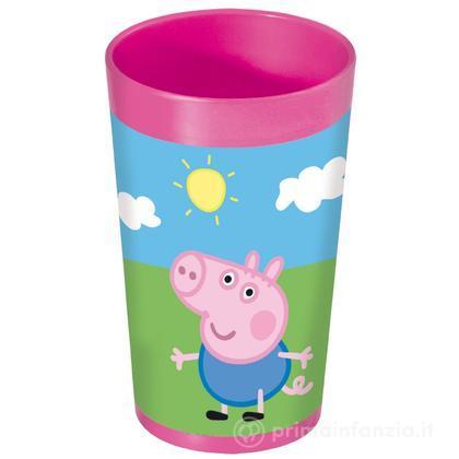 Bicchiere alto Peppa Pig