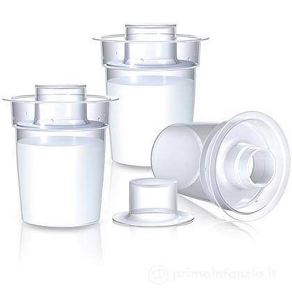 Contenitore latte in polvere 3pz