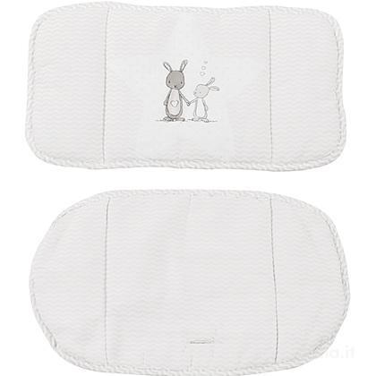 Cuscino seggiolone Fox & Bunny