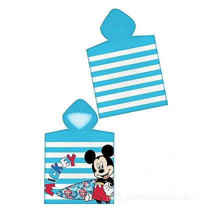 Accappatoio poncho Mickey